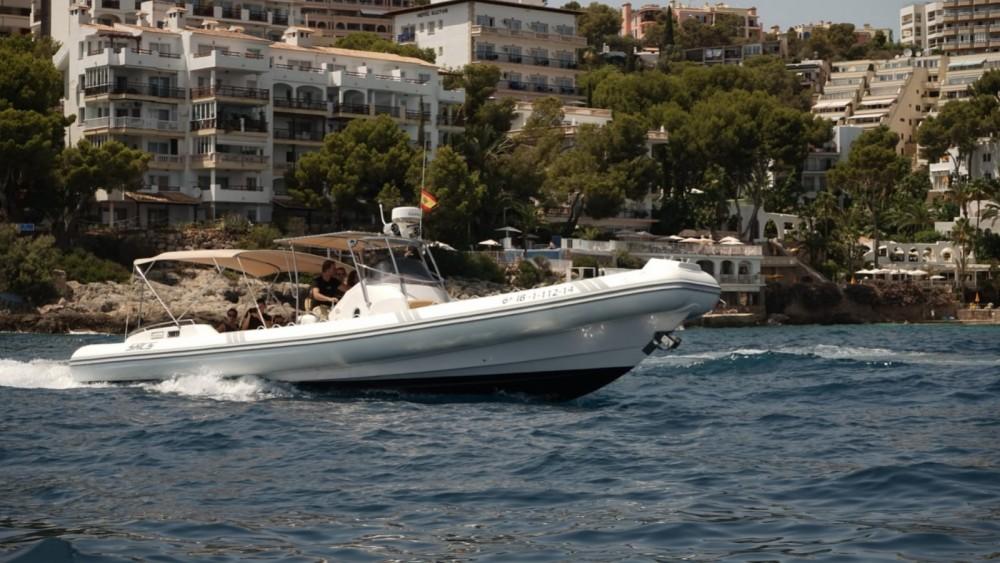 Boat rental Palma cheap Stratos