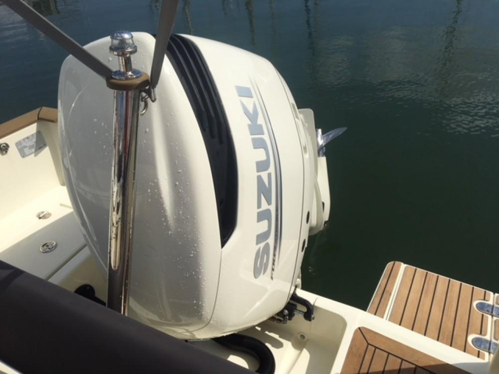 Boat rental Cogolin cheap RHEA 27