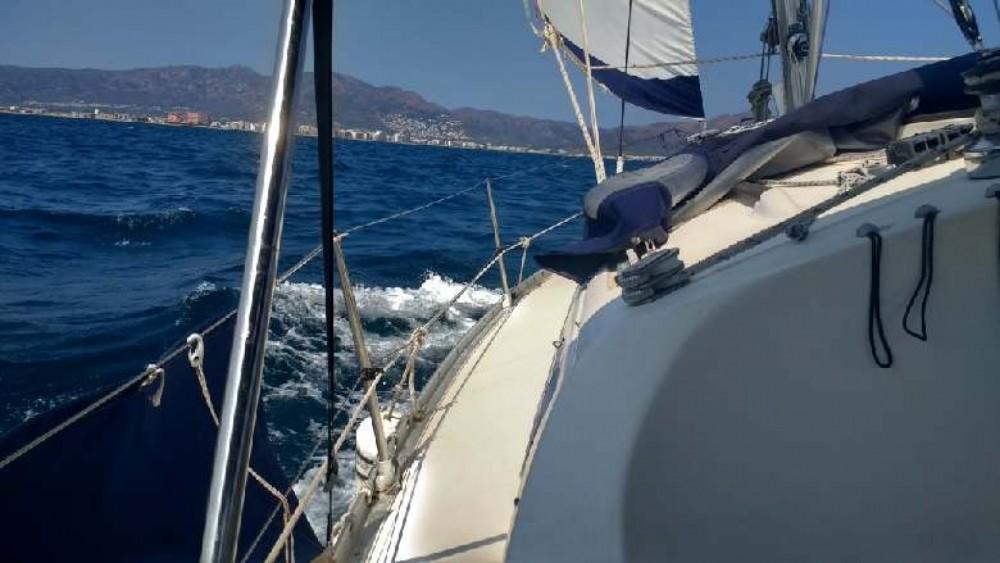 Rental yacht Girona - Bénéteau 'Océanis 375 on SamBoat