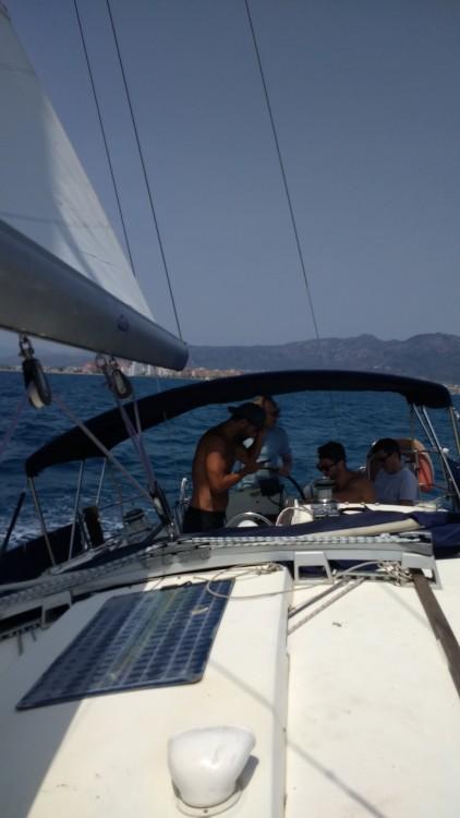 Boat rental Girona cheap 'Océanis 375