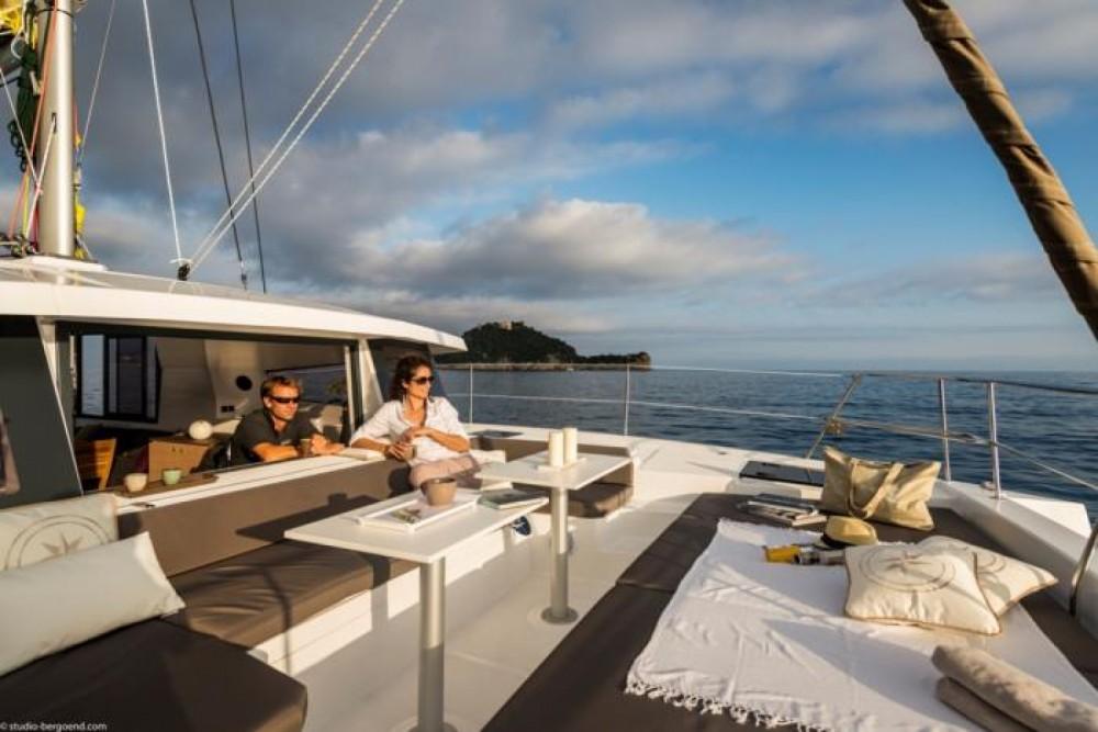 Rental yacht Milazzo - Bali Catamarans Bali 4.1 on SamBoat