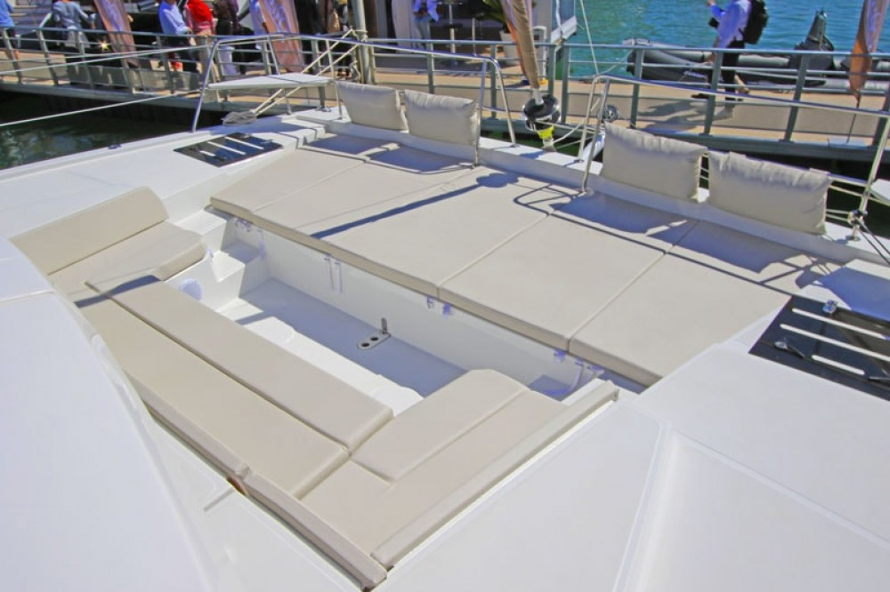 Hire Catamaran with or without skipper Bali Catamarans Milazzo