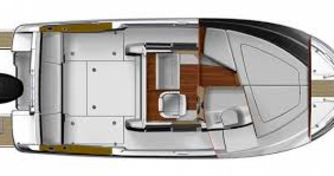 Boat rental Bénéteau Barracuda 7 in Port du Crouesty on Samboat