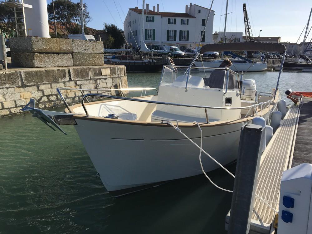Rental yacht Cogolin - Rhea RHEA 27 on SamBoat