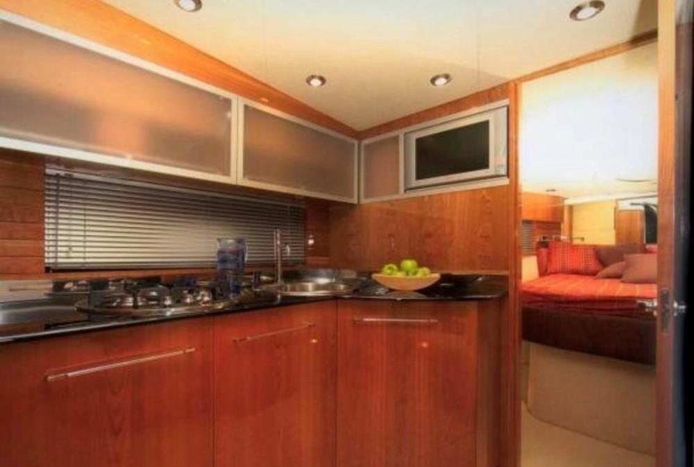 Rental Motorboat in Carloforte - Rio Yachts Rio 40 art