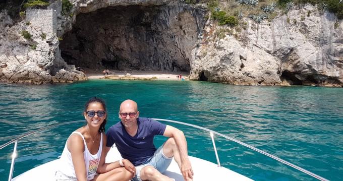Rent a Jeanneau Cap Camarat 7.5 WA Dubrovnik