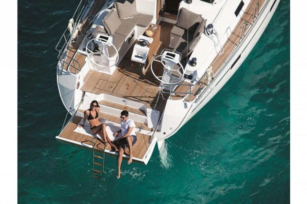 Boat rental Arzon cheap Sun Odyssey 349