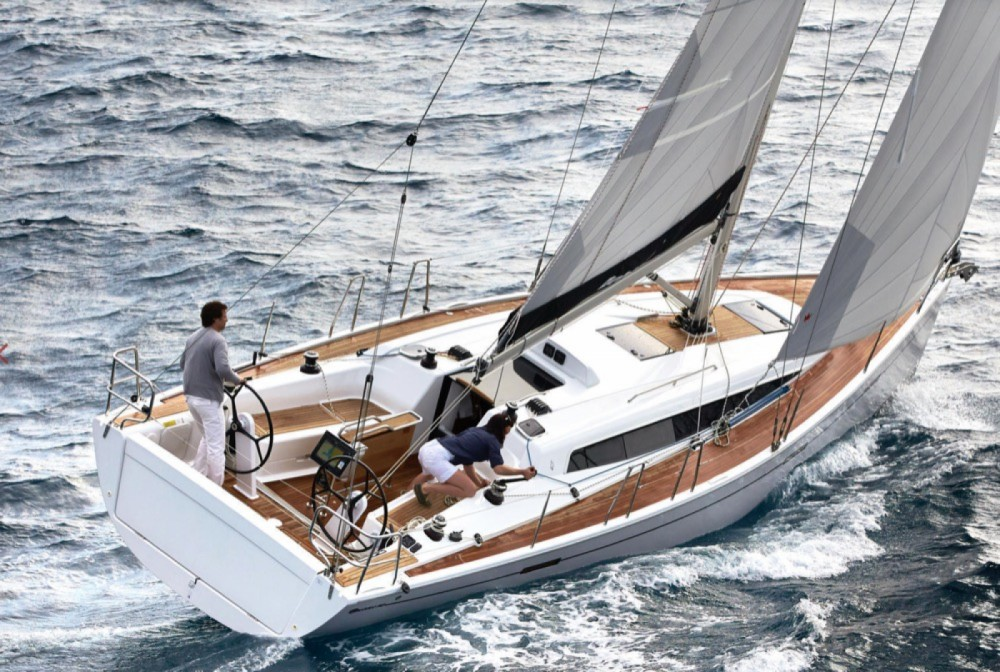 Boat rental Arzon cheap  DEHLER 38
