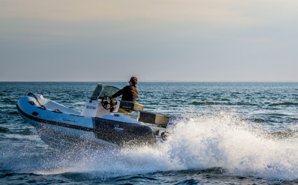 Rental yacht Arzon - Ranieri Cayman 19 Sport on SamBoat
