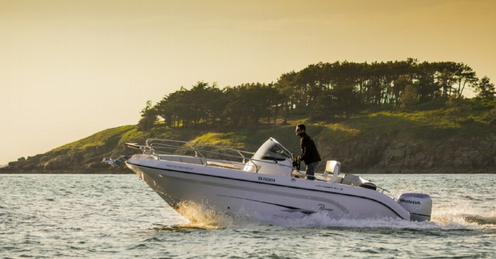 Boat rental Arzon cheap Voyager 21 S