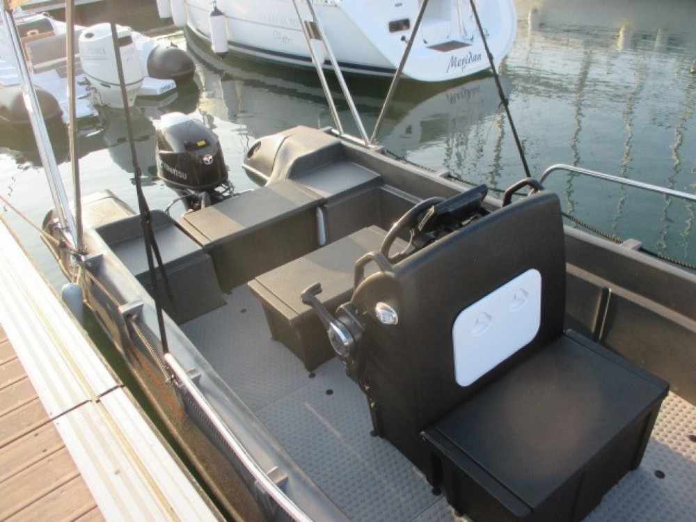 RIB for rent Arzon at the best price