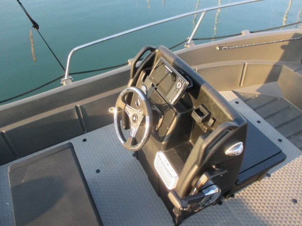 Rental RIB in Arzon - Whaly 500