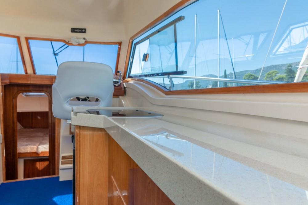 Boat rental Trogir cheap Family 12