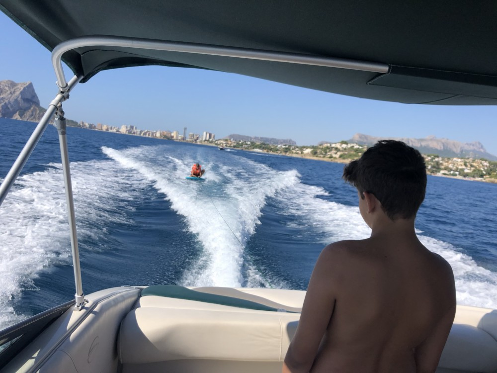 Hire Motorboat with or without skipper Crownline Altea