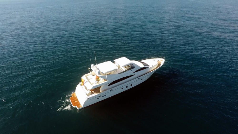 Hire Yacht with or without skipper Astondoa Ibiza