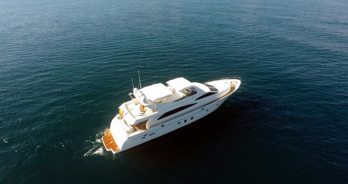 Yacht for rent Ibiza Island at the best price