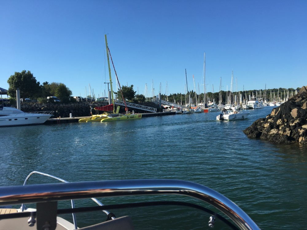 Hire Motorboat with or without skipper Quicksilver La Forêt-Fouesnant