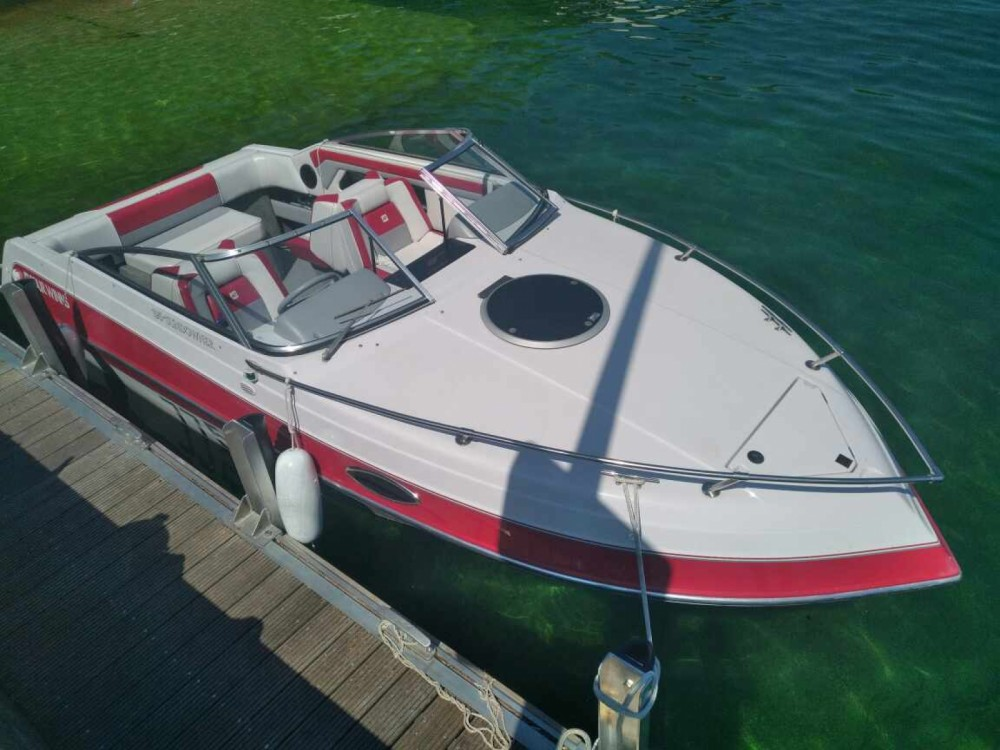 Motorboat for rent Conjux at the best price