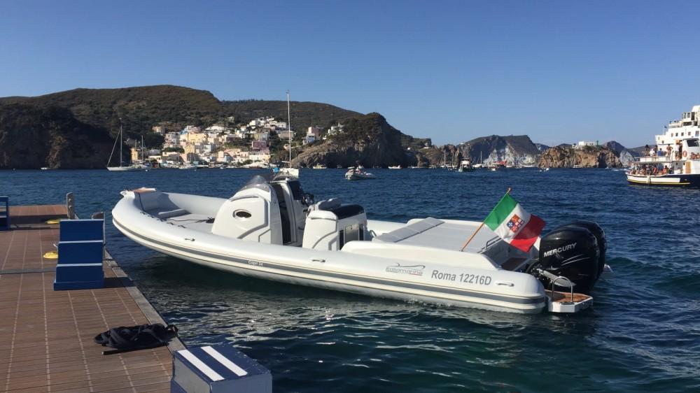 Boat rental Italiamarine Capri 34 in San Felice Circeo on Samboat