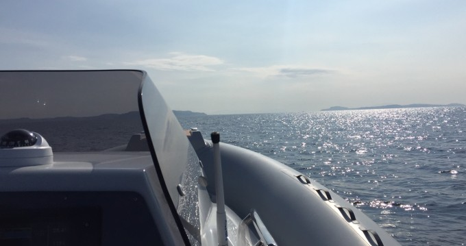 RIB for rent San Felice Circeo at the best price