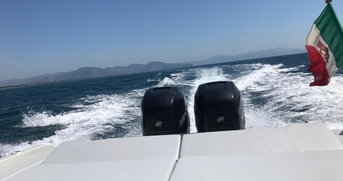 Italiamarine Capri 34 between personal and professional San Felice Circeo