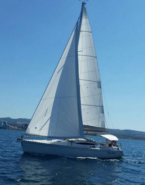 Boat rental Delphia Delphia 40 in Civitavecchia on Samboat