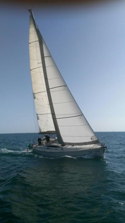 Rental Sailboat in Civitavecchia - Delphia Delphia 40