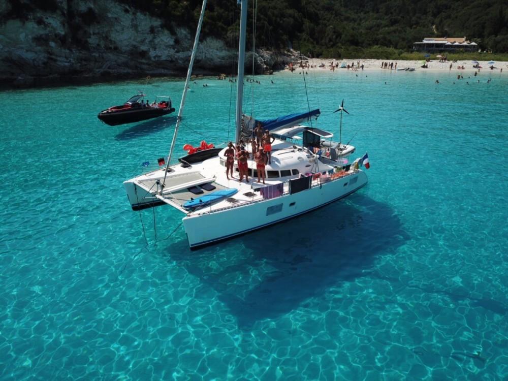 Boat rental Split cheap Lagoon 410 S2