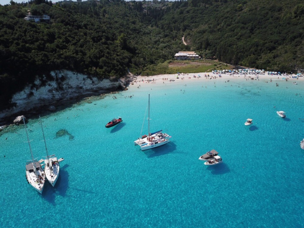 Boat rental Lagoon Lagoon 410 S2 in Split on Samboat