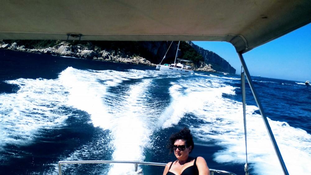 Rental Motorboat in Sorrento - Atlantic Laver 30