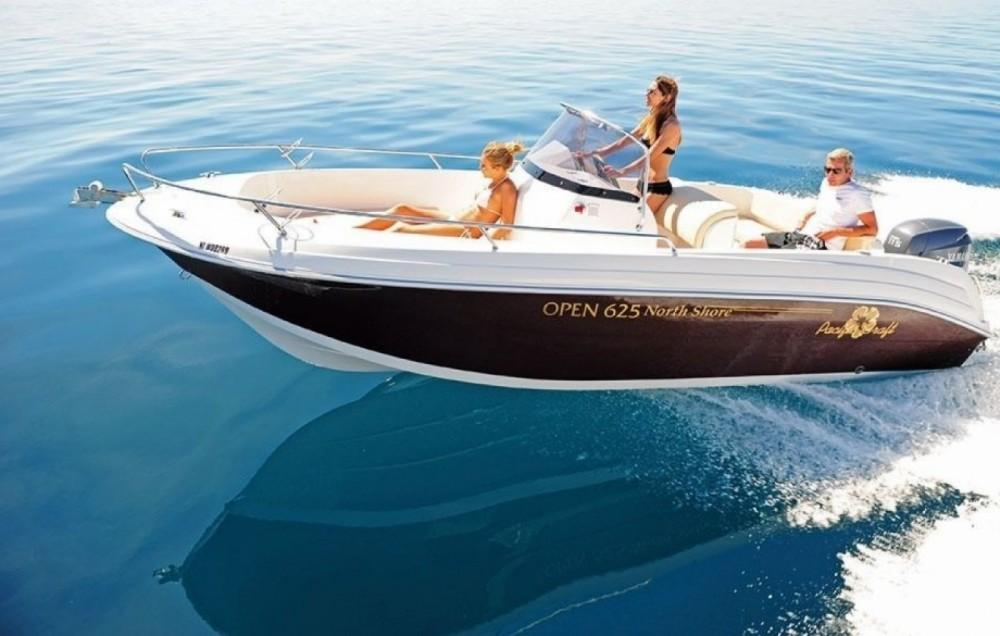 Boat rental Noirmoutier-en-l'Île cheap Pacific Craft 625 Open