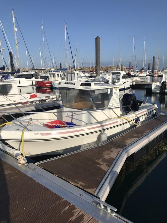 Guymarine Chalutier 570 between personal and professional Brest