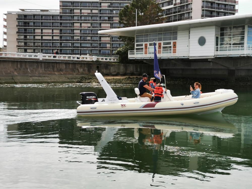Rental yacht Le Havre - Tiger Top Line 650 on SamBoat