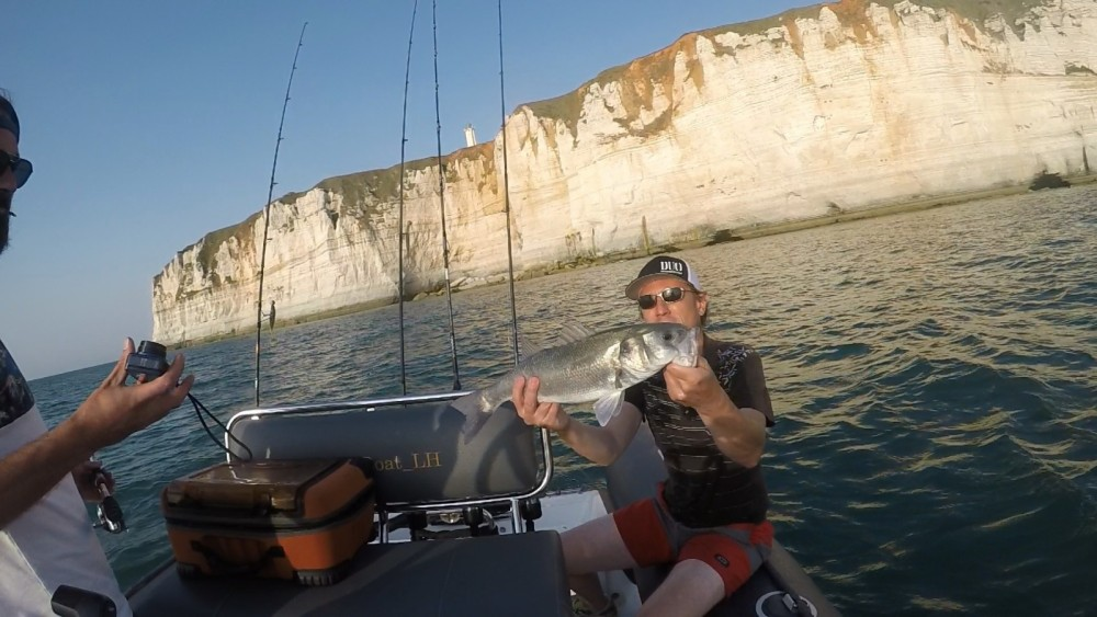 Hire RIB with or without skipper Falcon Le Havre