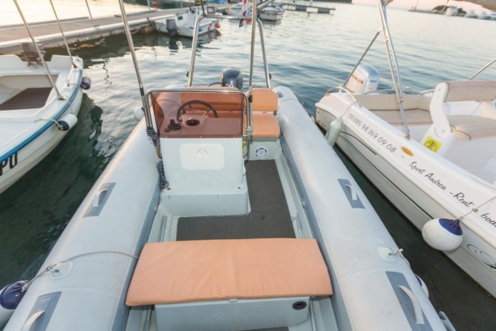 Rental RIB in Vrsar - Stingher STINGHER 550