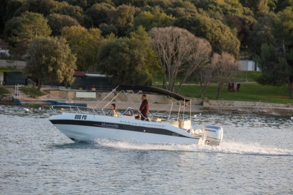 Rental Motor boat in Orsera - Marinello MARINELLO 22 EDEN OPEN