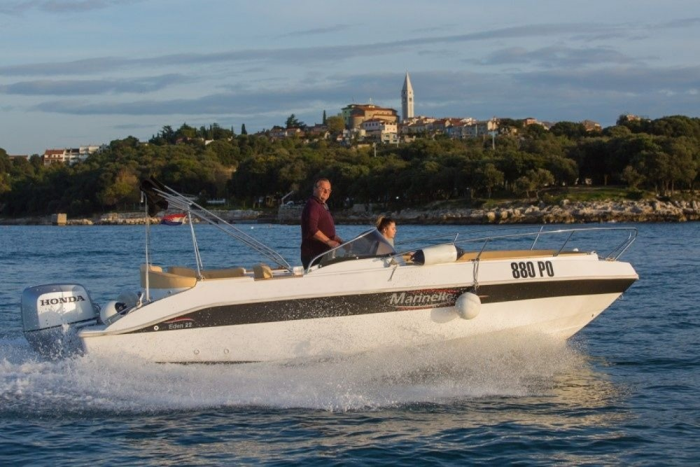 Hire Motor boat with or without skipper Marinello Orsera