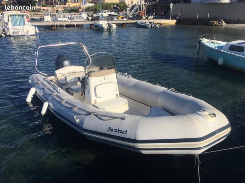 Boat rental Hyères cheap Explorer 640 SB