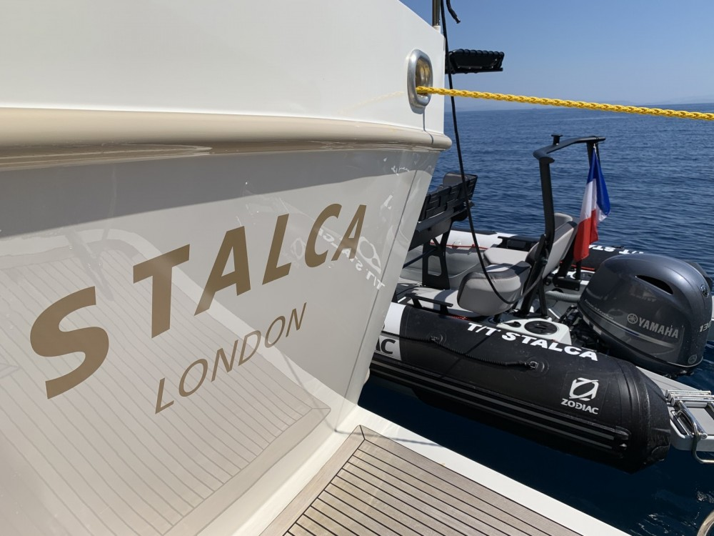 Hire Yacht with or without skipper Vish Antibes
