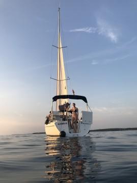 Boat rental Dehler 29 in Poreč on Samboat