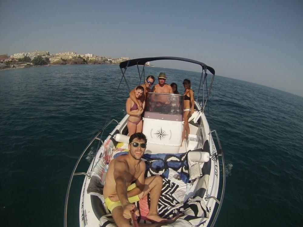 Rental yacht Benalmádena - Marino Keope 590 on SamBoat