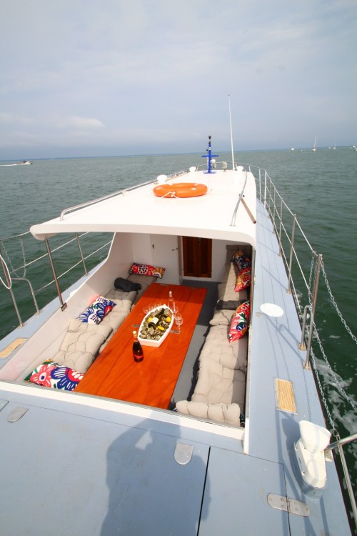 Hire Motorboat with or without skipper Dubourdieu Lège-Cap-Ferret