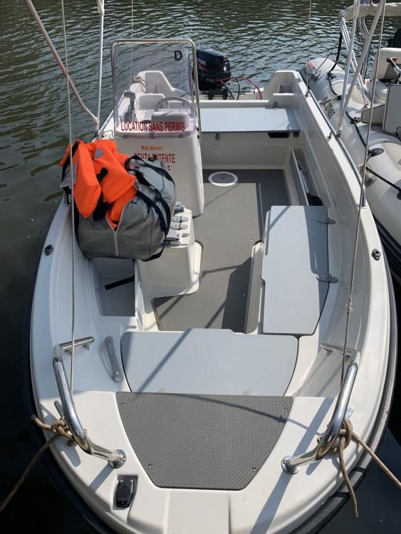 Rental Motorboat in Saint-Florent - Terhi 445