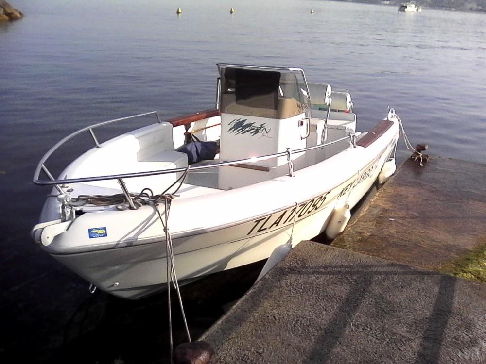 Sessa Marine Key Largo 18 between personal and professional Marseille
