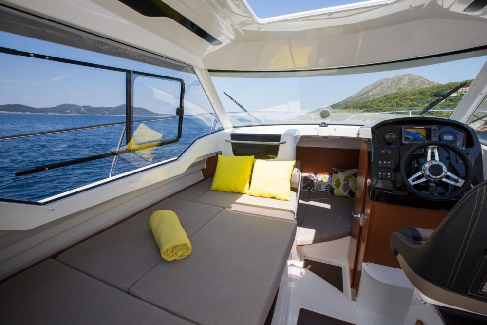 Rental yacht Marseille - Jeanneau Merry Fisher 795 on SamBoat