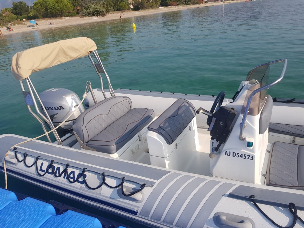 Rental yacht Porto-Vecchio - Lomac Lomac 600 IN on SamBoat