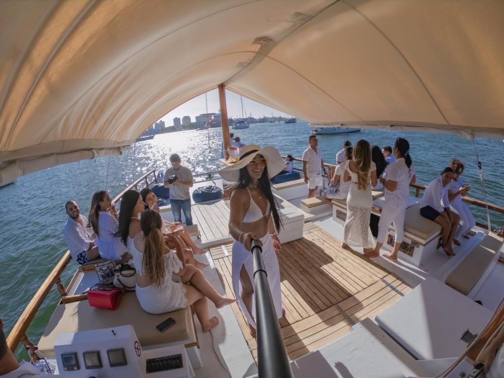 Rental Catamaran in Bolívar - Wharram Tiki 48