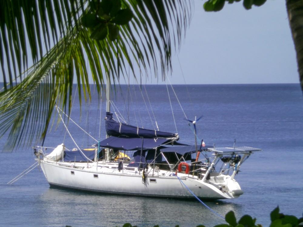 Rental yacht Sainte-Anne - Jeanneau Sun Kiss 47 on SamBoat