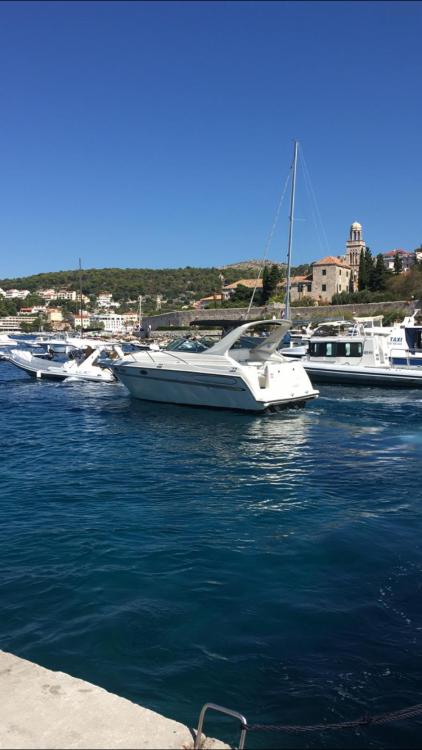 Boat rental Maxum maxum 300 SCR in Split on Samboat