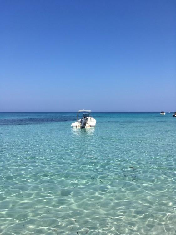 Boat rental Capelli Tempest 700 in Algajola on Samboat